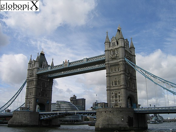 Londra - Tower Bridge