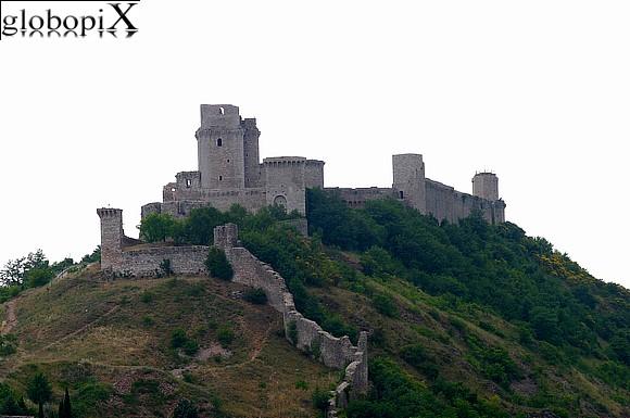 Rocca Maggiore ad Assisi