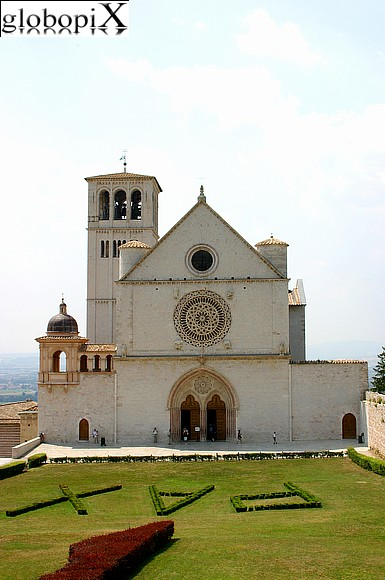 Assisi - Basilica di S. Francesco