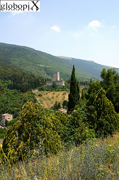 Assisi - Rocca Minore