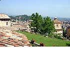 Photo: Rooftops of Spoleto
