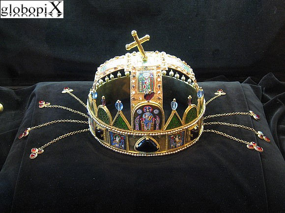 Budapest - The Crown of Saint Stephen