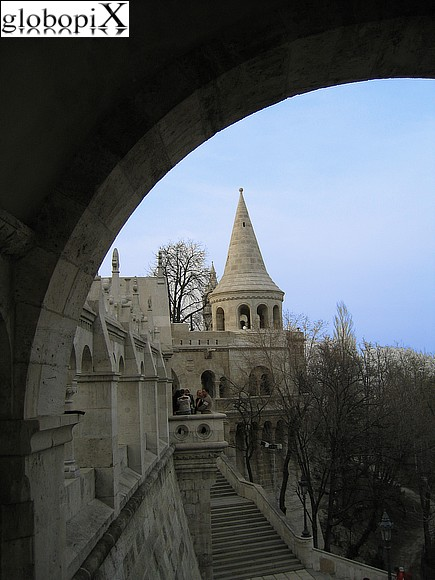 Budapest - The Fishermen Bastion