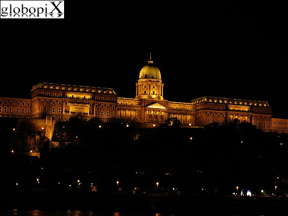 Budapest - The Royal Palace