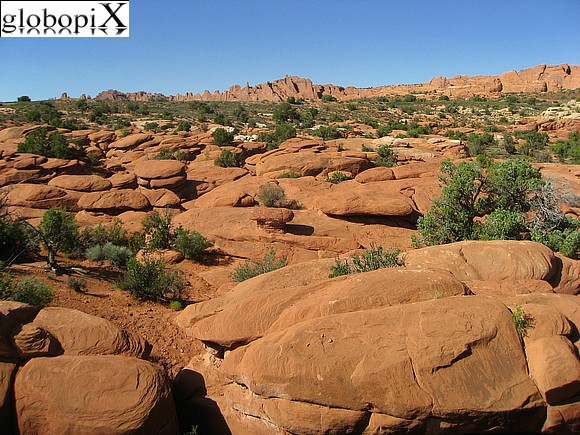 Canyonlands - Arches National Park