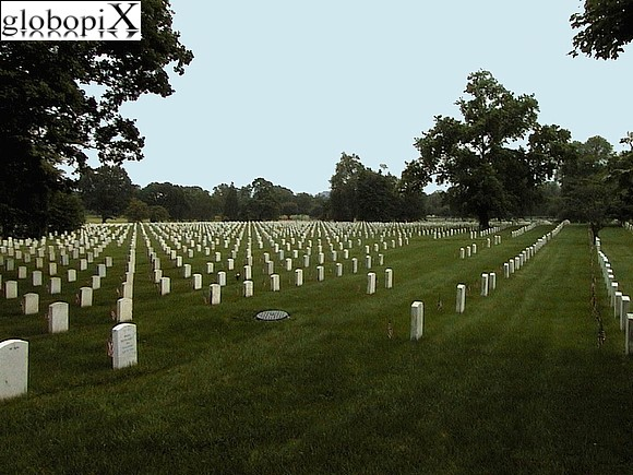 Washington - Arlington Cemetery
