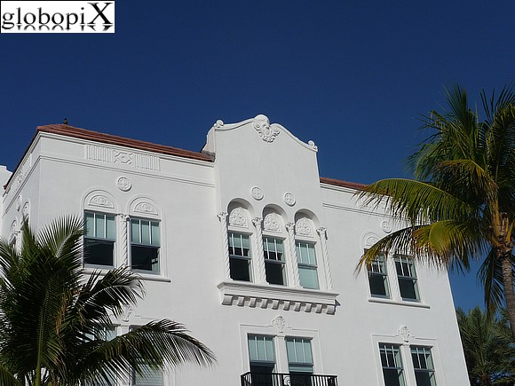 Miami Beach - Art Deco a South Miami Beach