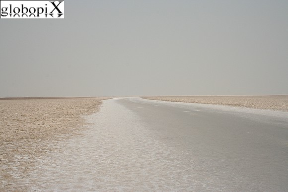 Death Valley - Death Valley - Badwater Basin
