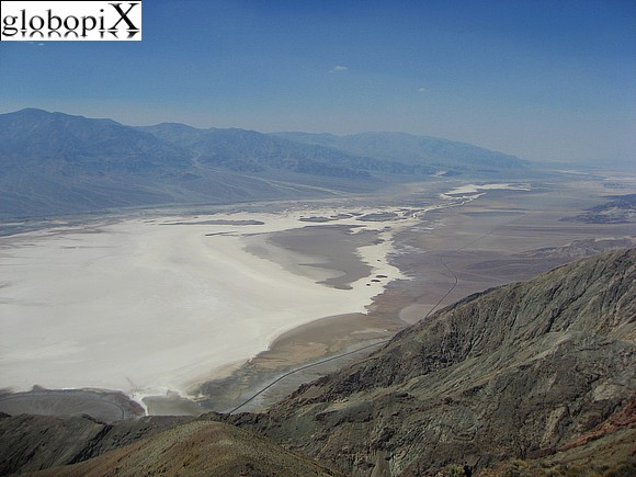 Death Valley - Death Valley - Dante's View