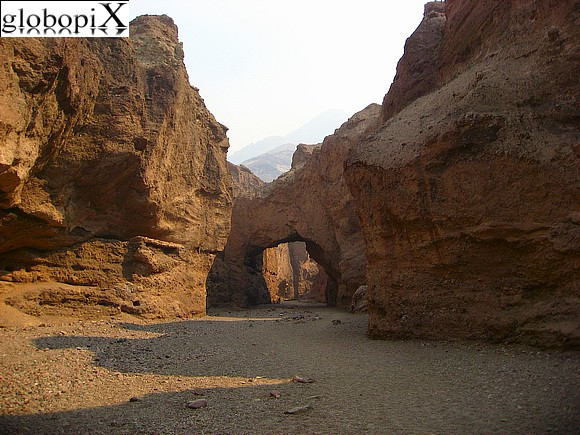 Death Valley - Death Valley - Natural Bridge