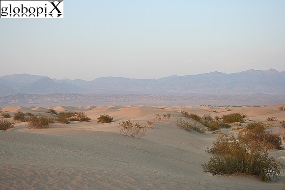 Death Valley - Death Valley - Sand Dunes