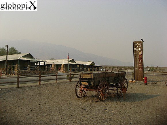 Death Valley - Death Valley - Stovepipe Wells Village