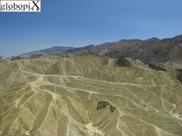 Death Valley - Death Valley - Zabriskie Point