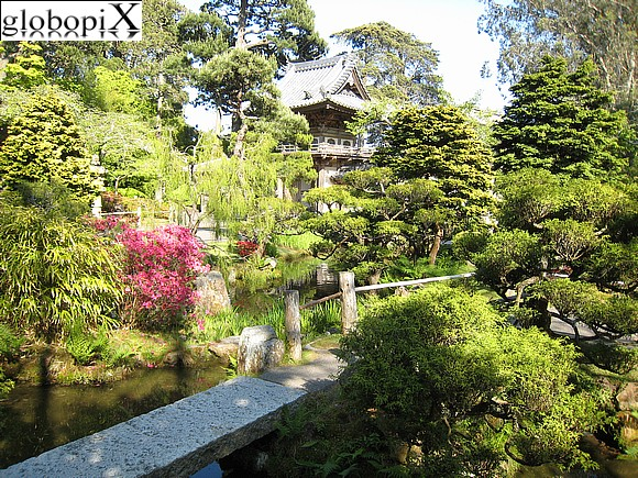 San Francisco - Japanese Tea Garden