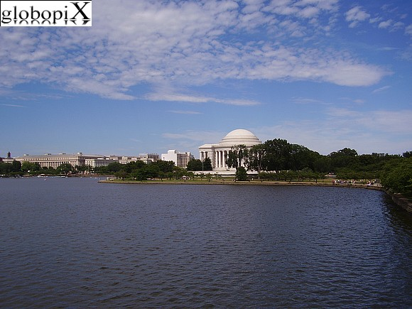 Washington - Jefferson Memorial
