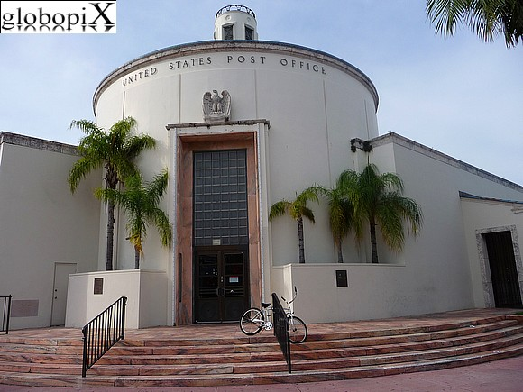 Miami Beach - Miami Beach Post Office