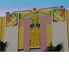 Foto: Art Deco a South Miami Beach