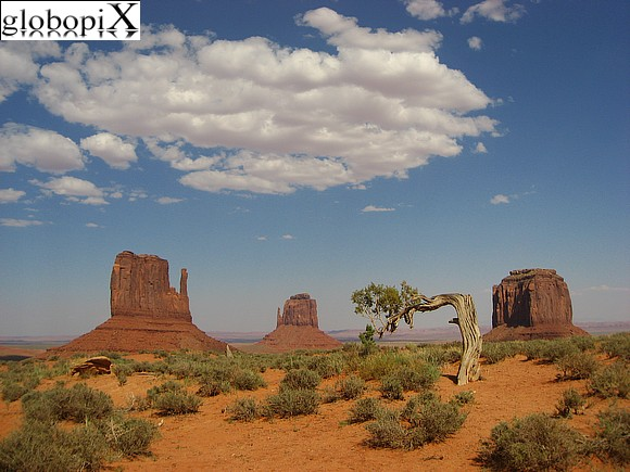 North Point Ford >> PHOTO USA: MONUMENT VALLEY 3 - Globopix