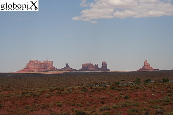 Monument Valley - Monument Valley
