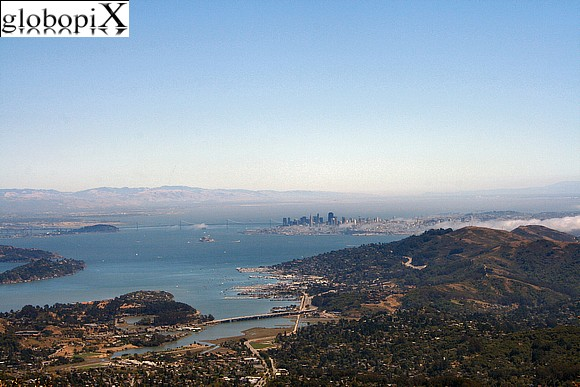 San Francisco - North Bay - Mount Tamalpais