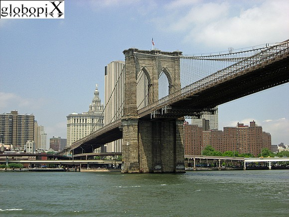 New York - Ponte di Brooklyn
