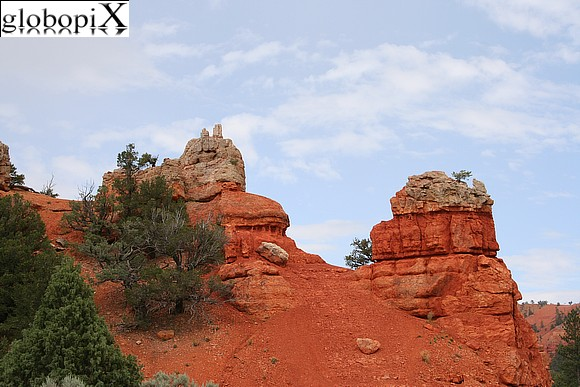 Bryce Canyon - Red Canyon