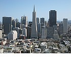 Foto: Skyline di San Francisco