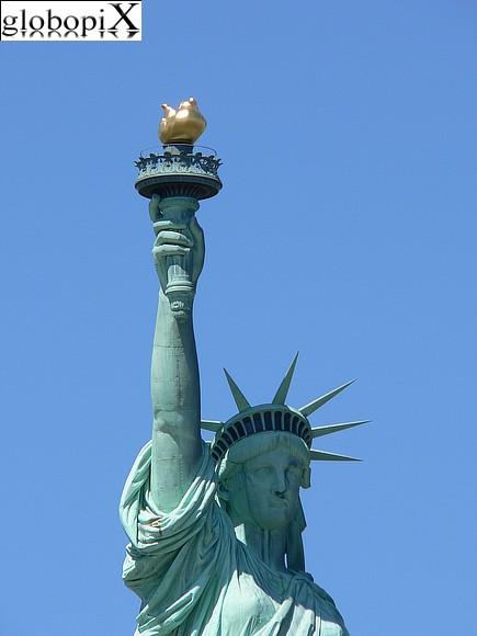 foto new york  statua della libert u00c0 4