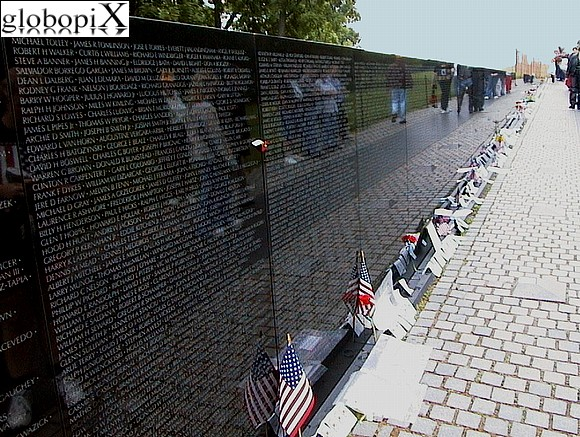Washington - The Vietnam Veterans Memorial