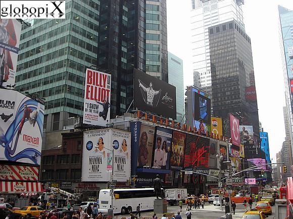 Times Square - clicca sulla foto per aprire a gallery