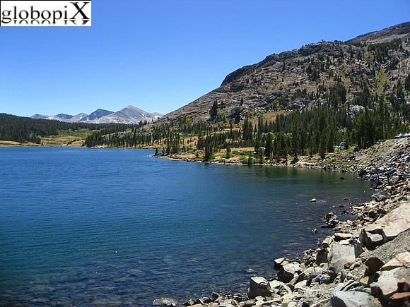 Yosemite - Tioga Lake