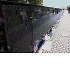 Photo: The Vietnam Veterans Memorial
