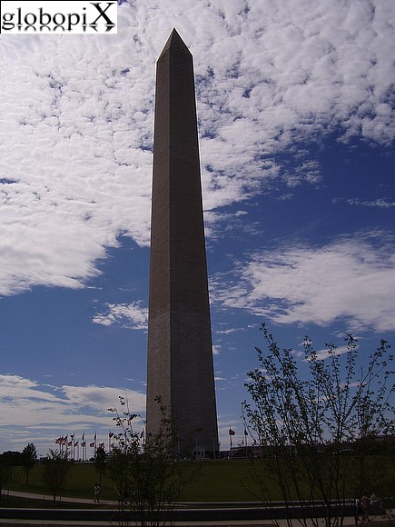Washington - Wasthington monument