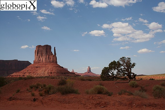 Monument Valley - West Mitten