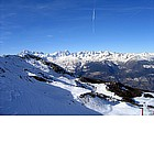 Photo: Panorama dalle piste di Pila