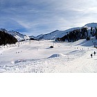 Photo: Panorama delle piste di Pila