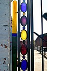 Photo: The coloured glass of Murano