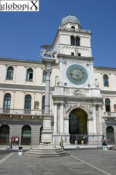 weekend a padova Cosa vedere a Padova orologio astronomico