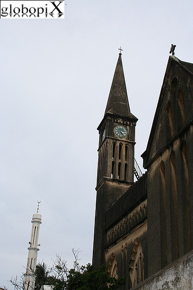 Zanzibar - Stone Town - The Anglican Cathedral