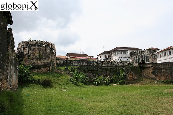 Zanzibar - Stone Town - The Arab Fort