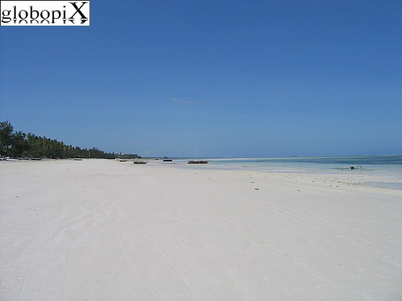 Zanzibar - Spiaggia di Kiwengwa
