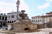 Photo Carrara fountain