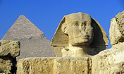 Photo Pyramids of Giza - Egypt