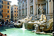 Photo Trevi fountain