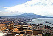 PHOTO ITALY NAPLES NAPOLI VESUVIO
